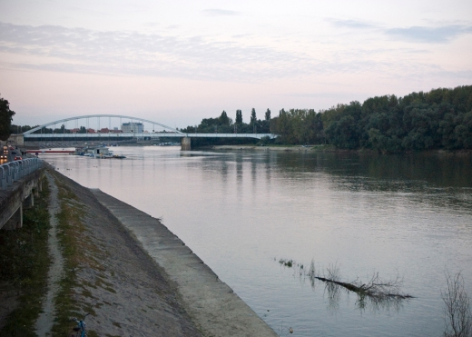 The Tizsa River